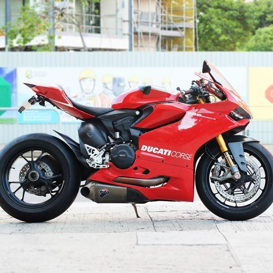 DUCATI 1199Panigale R 2013    -「Webike摩托車市」