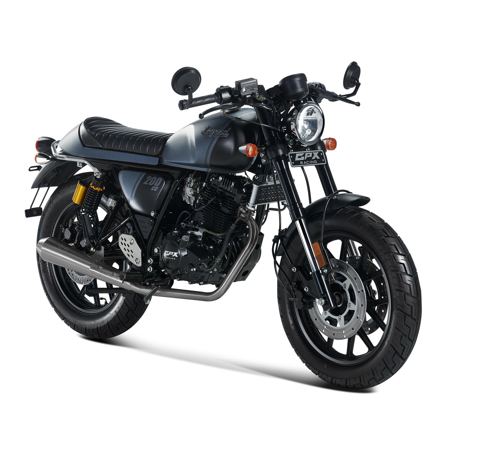 GPX Legend-200 2018    -「Webike摩托車市」