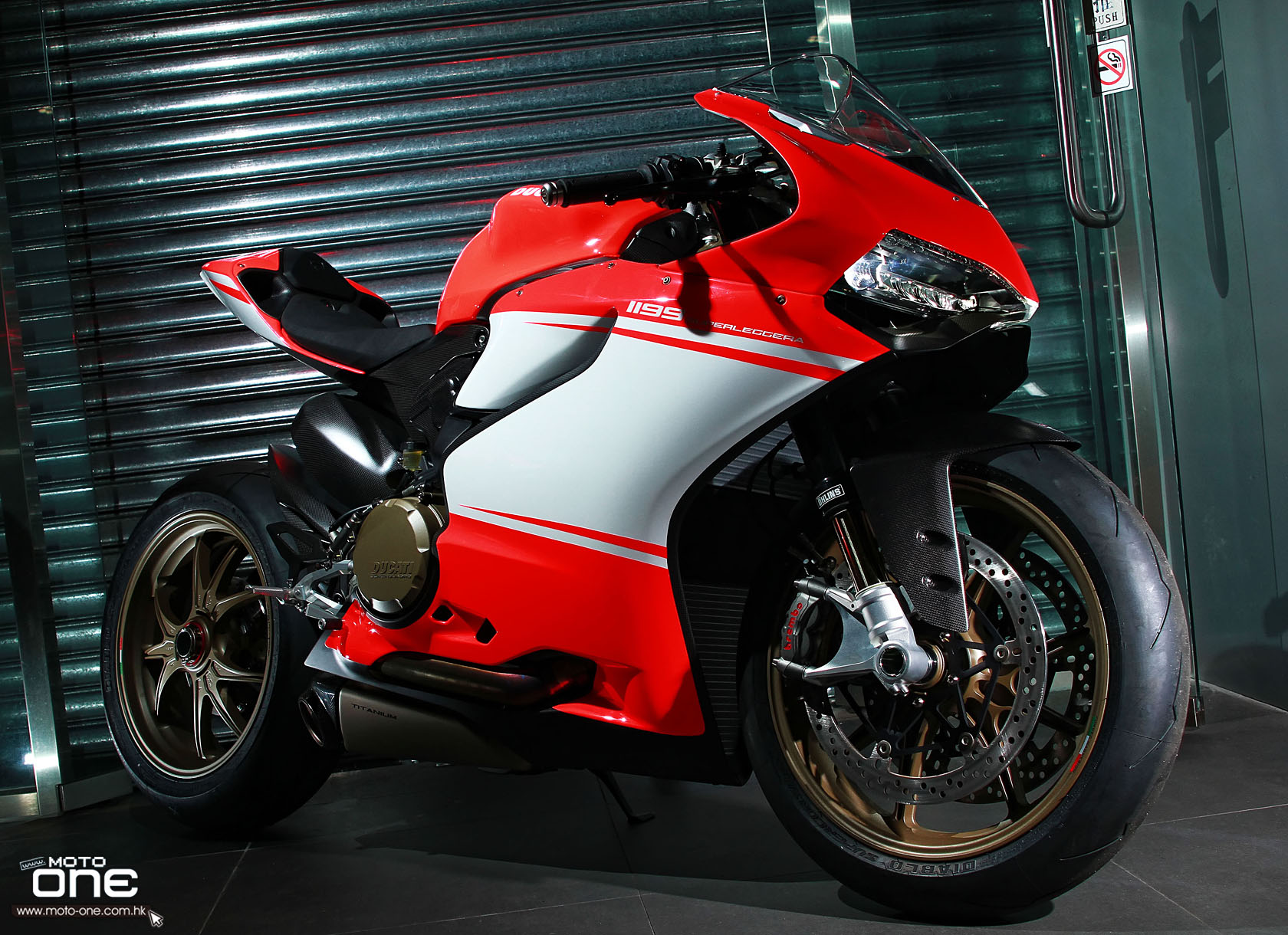 DUCATI 1199Supreleggera 2014 紅白 寄賣車 - 「Webike摩托車市」