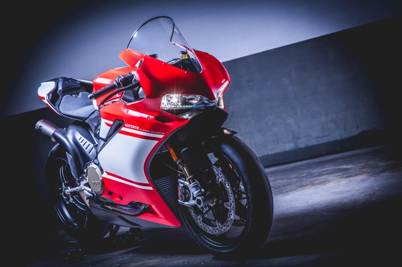 DUCATI 1299 Superleggera 2017 紅白, 全新零咪 寄賣車 - 「Webike摩托車市」