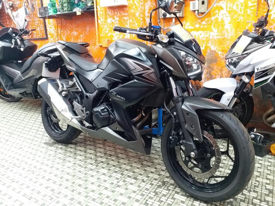 KAWASAKI Z300 2015    -「Webike摩托車市」