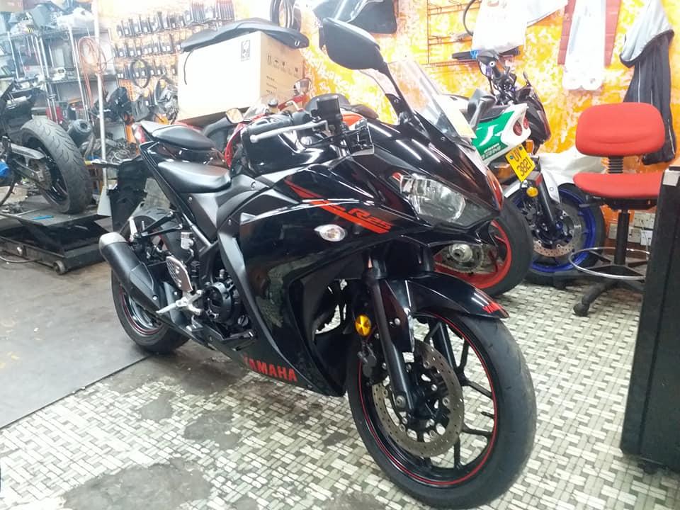 YAMAHA YZF-R25 2015    -「Webike摩托車市」