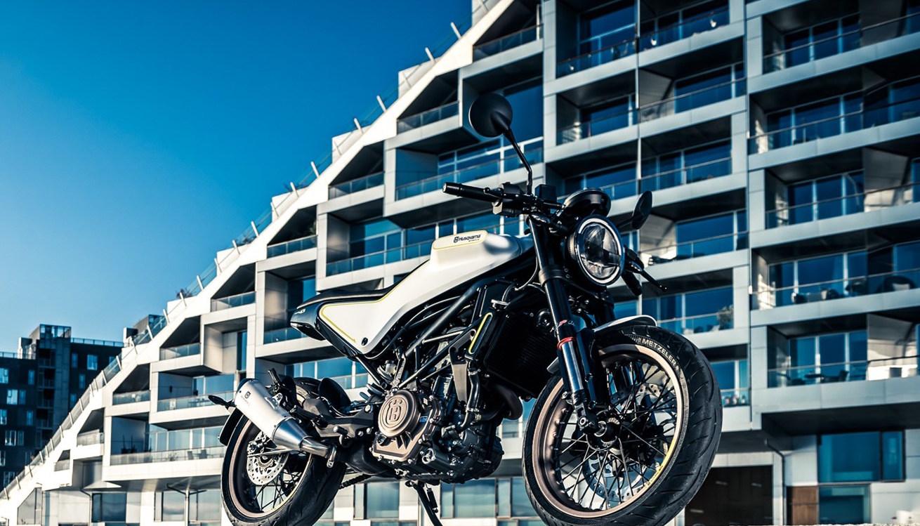 HUSQVARNA VITPILEN 401 2018    -「Webike摩托車市」