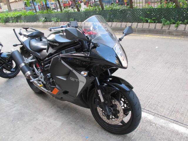 HYOSUNG GT650 2013    -「Webike摩托車市」