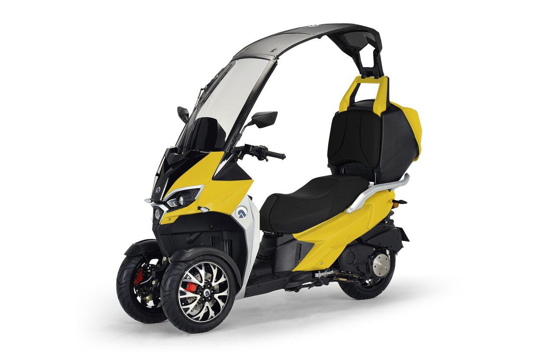 ADIVA AD3 400 2019    -「Webike摩托車市」