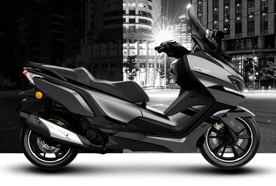 DAELIM XQ250 2019    -「Webike摩托車市」
