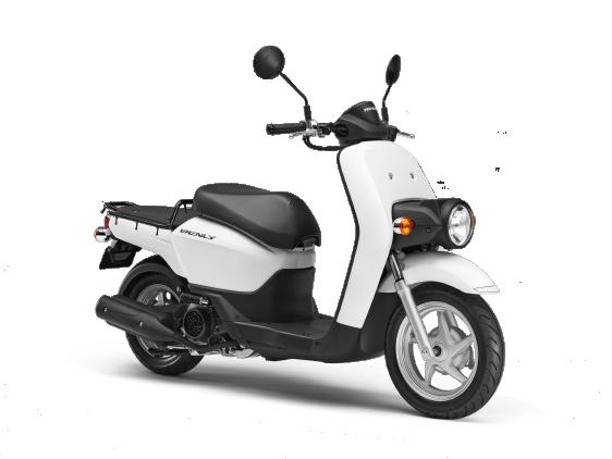 HONDA BENLY110 2019 白色 - 「Webike摩托車市」