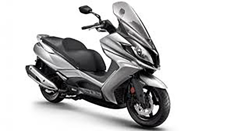 KYMCO Downtown 350i ABS 2019    -「Webike摩托車市」