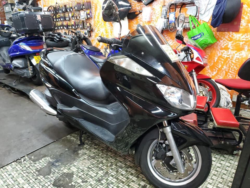 YAMAHA MAJESTY400 2006    -「Webike摩托車市」