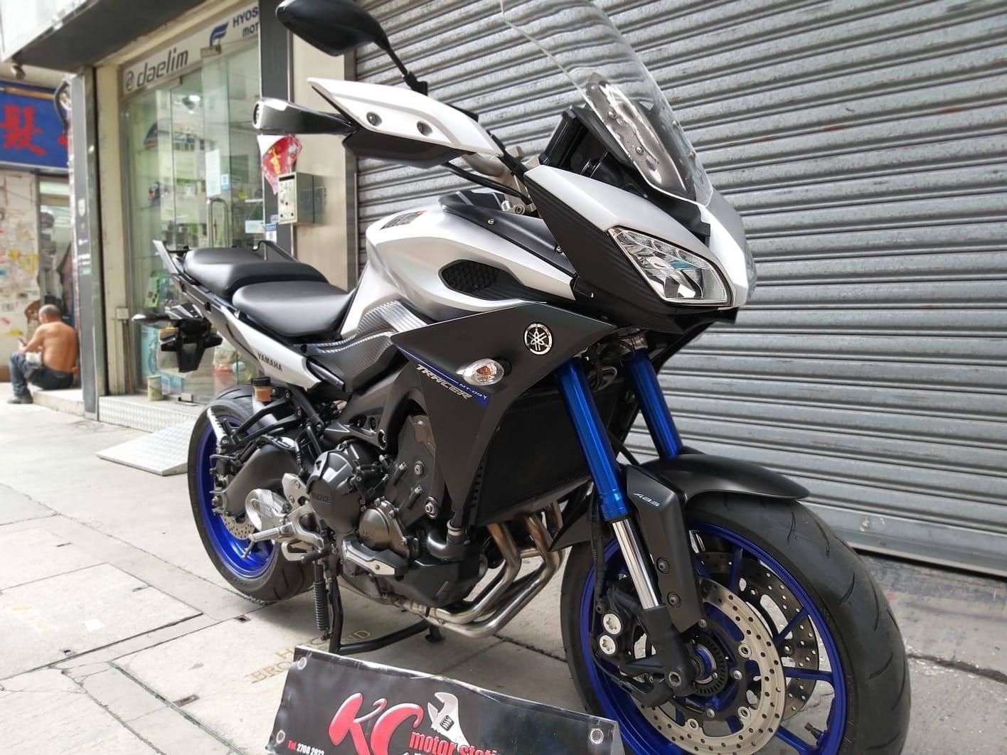 YAMAHA MT-09 TRACER 二手車 2015年 - 「Webike摩托車市」