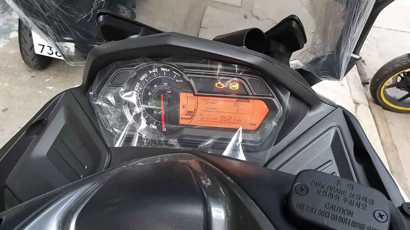 DAELIM XQ250 新車 2019年 - 「Webike摩托車市」