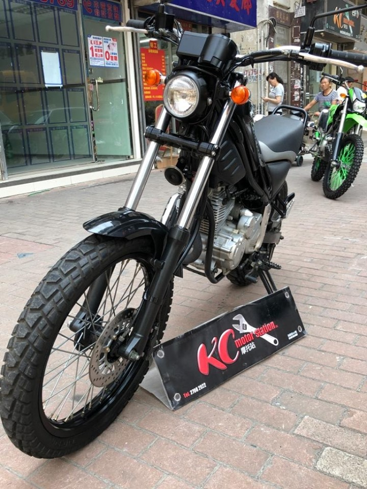 YAMAHA XG250 Tricker 二手車 2010年 - 「Webike摩托車市」