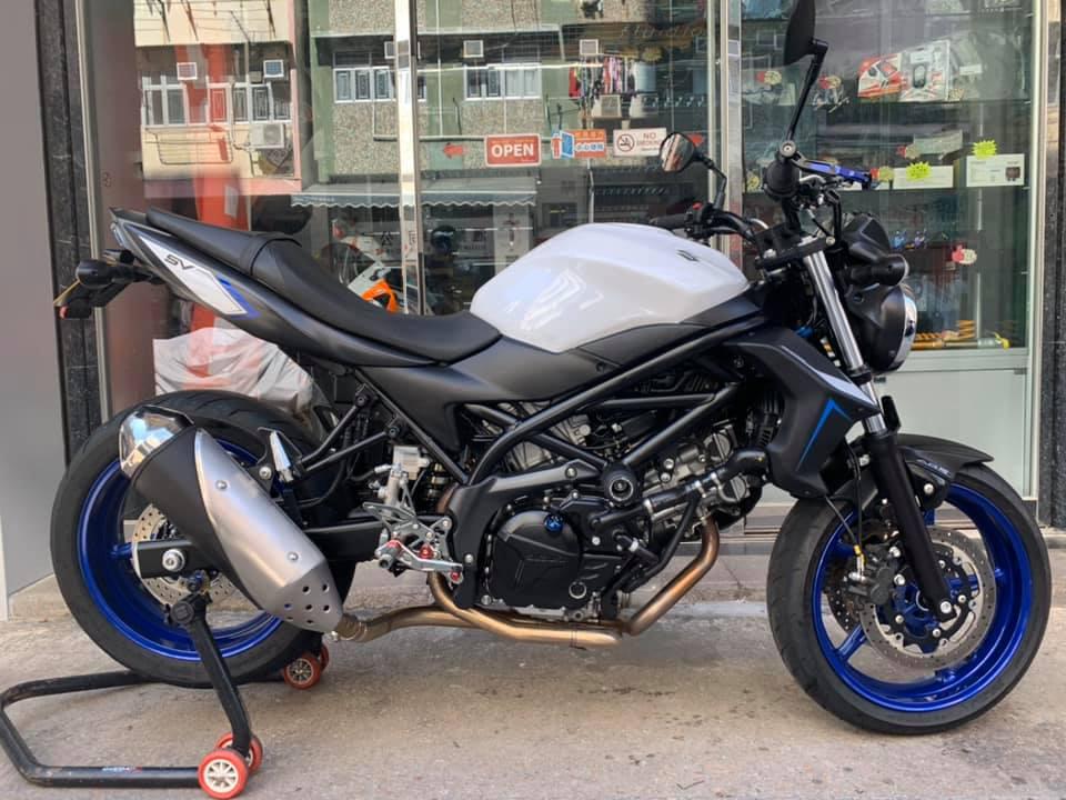 SUZUKI SV650 二手車 2016年 - 「Webike摩托車市」