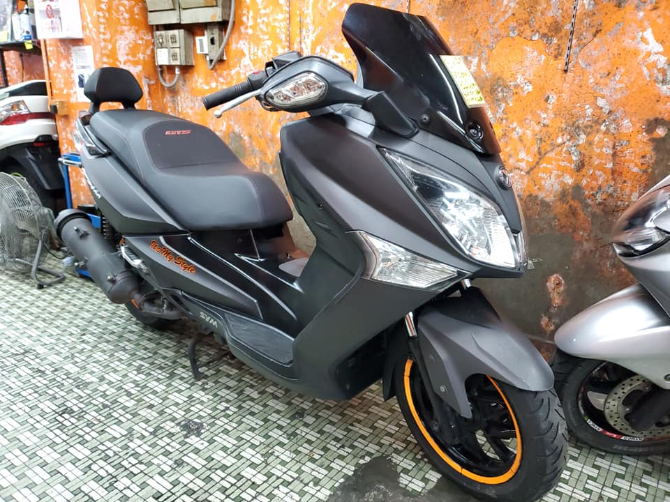 SYM  GTS 300i 2013    -「Webike摩托車市」