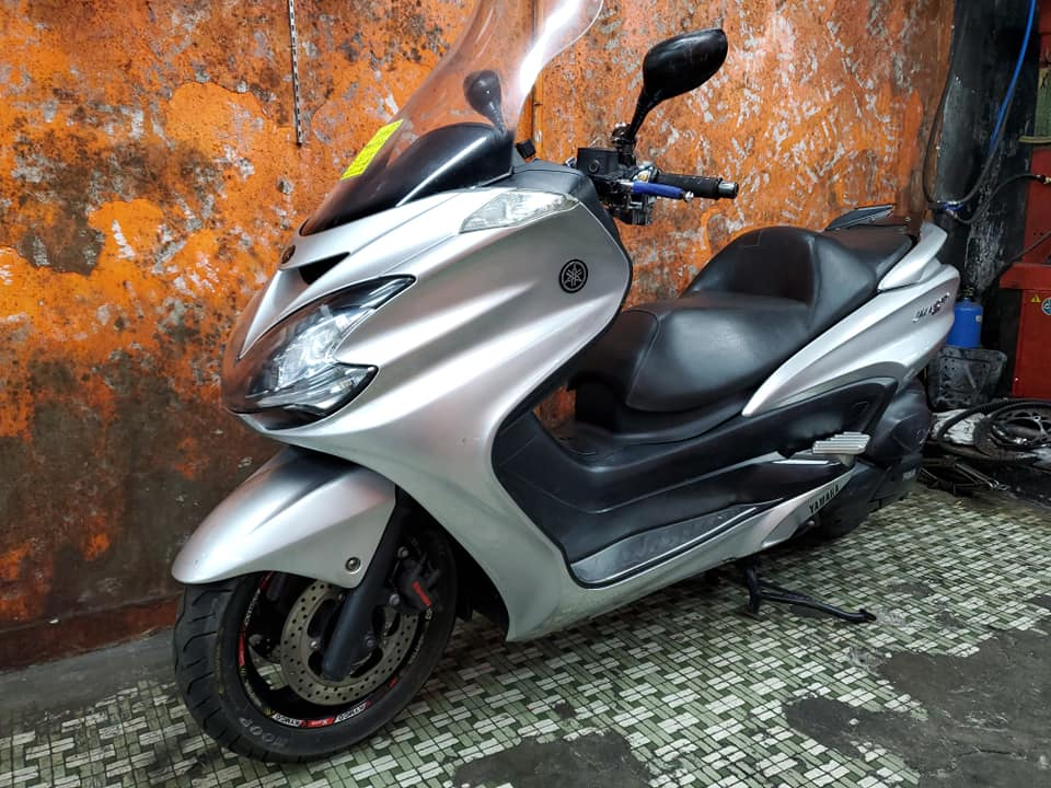 YAMAHA MAJESTY400 2010    -「Webike摩托車市」