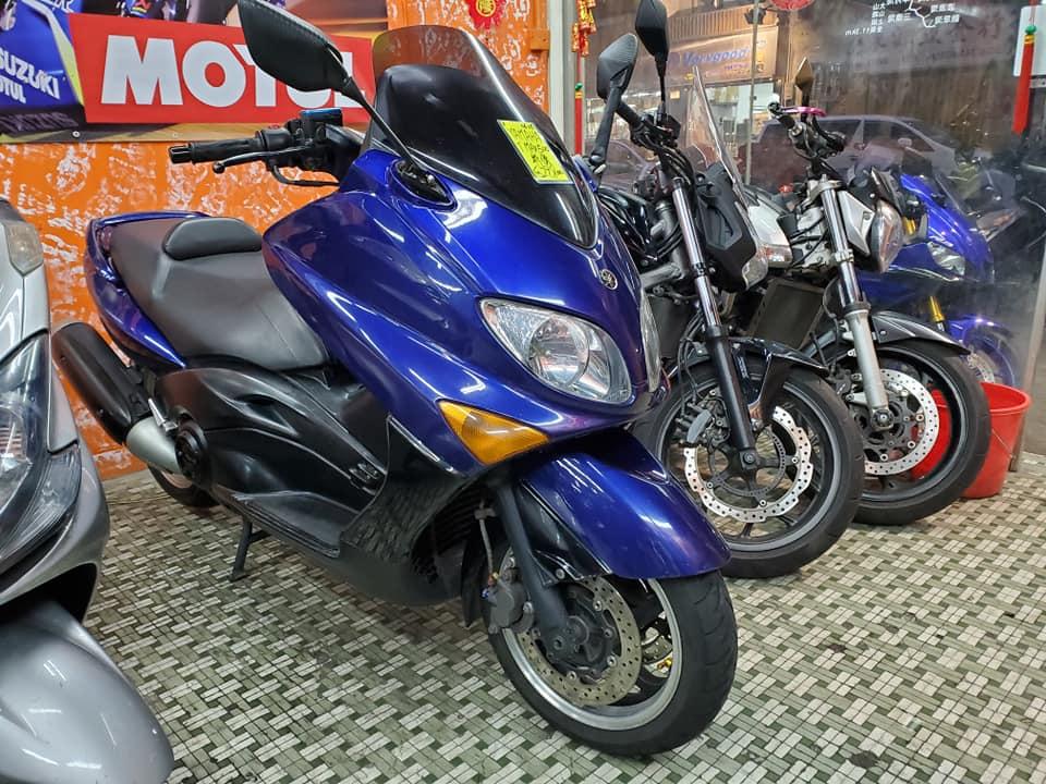 YAMAHA TMAX500 2004    -「Webike摩托車市」