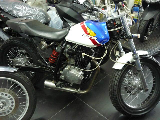 HONDA FTR223 2010    -「Webike摩托車市」