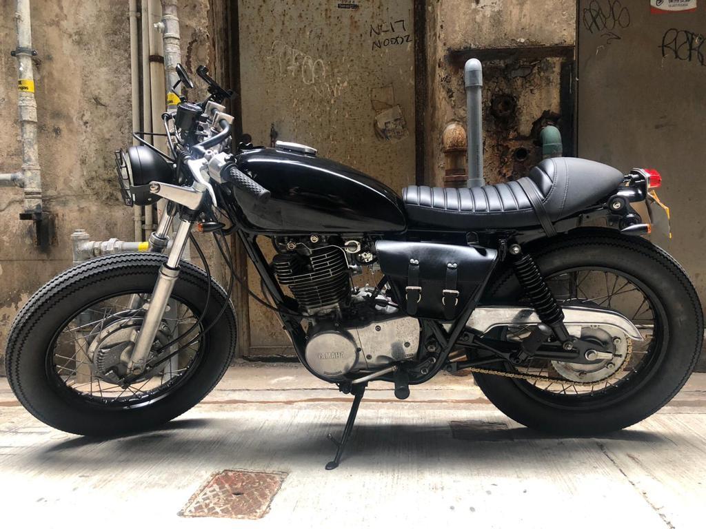 YAMAHA SR400 1994    -「Webike摩托車市」