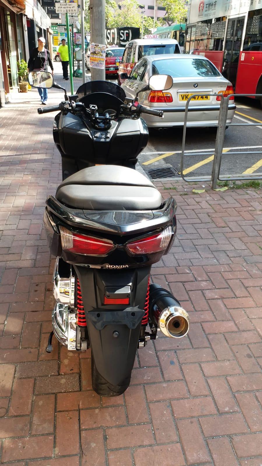 HONDA FORZA 300 二手車 2015年 - 「Webike摩托車市」
