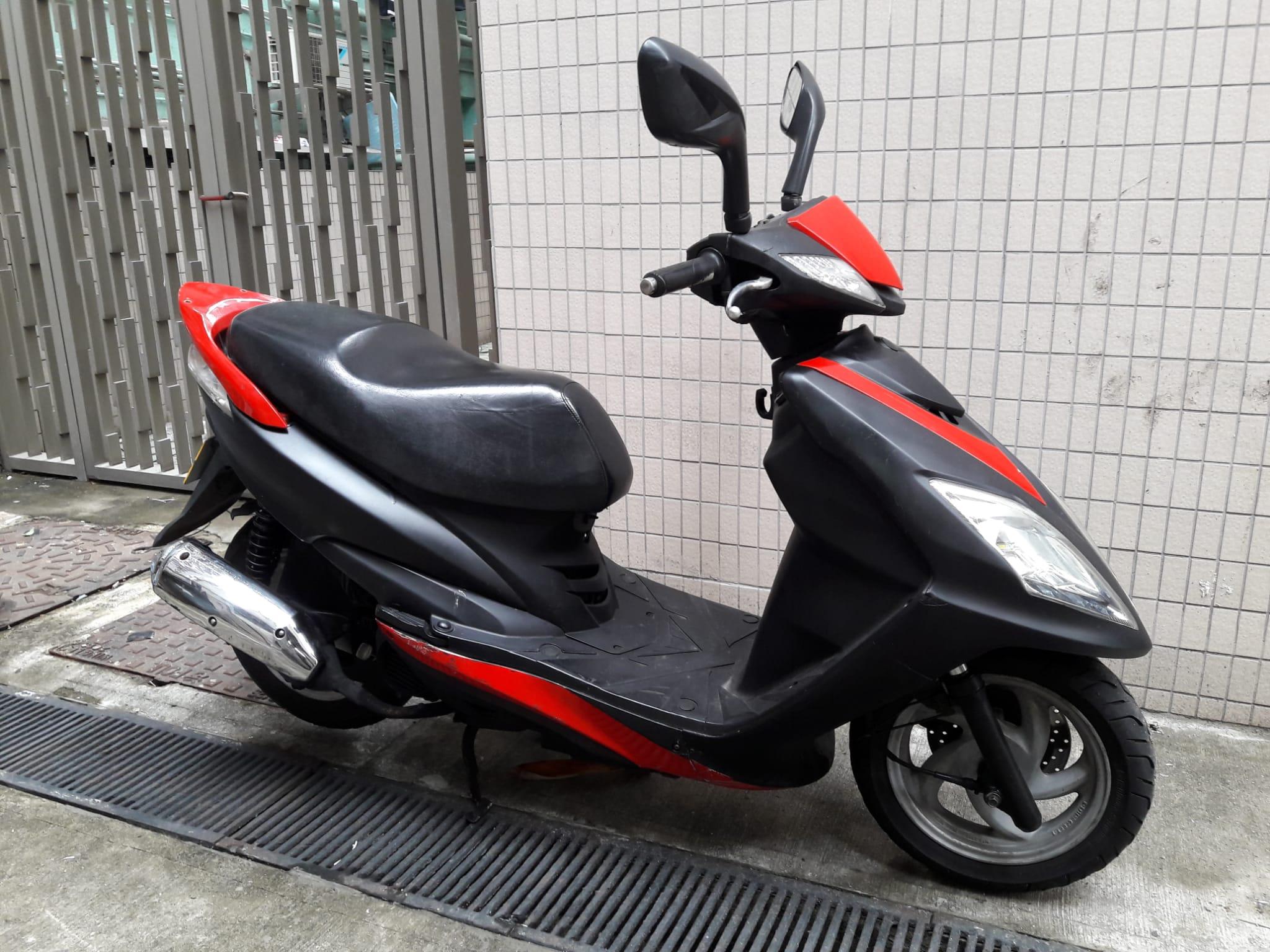 SYM fighter150 2006    -「Webike摩托車市」