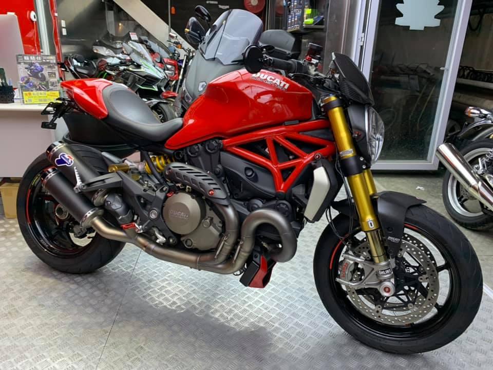 DUCATI MONSTER1000S 2014    -「Webike摩托車市」