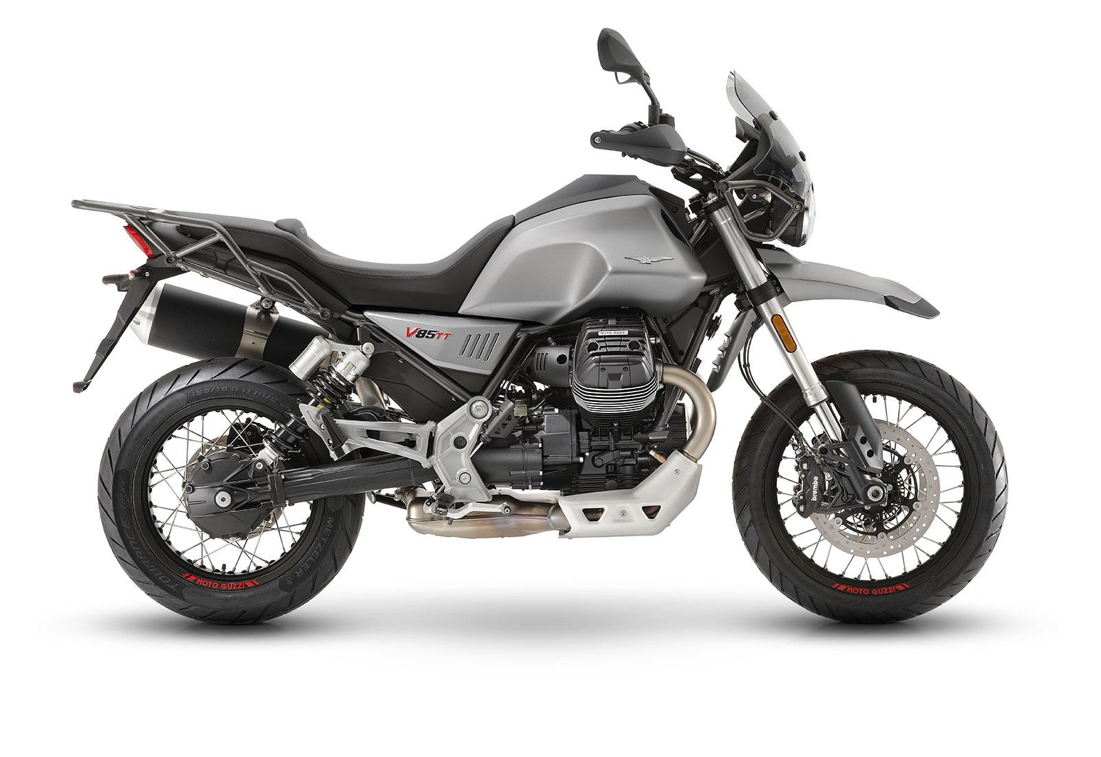 MOTOGUZZI V85 TT 2019 灰色 - 「Webike摩托車市」