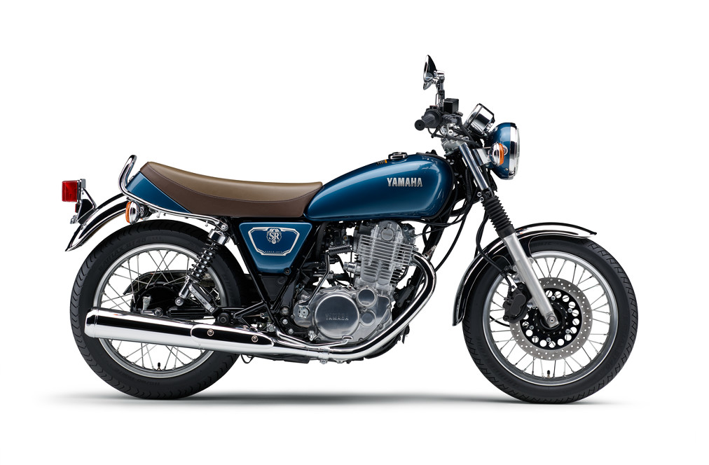YAMAHA SR400 2019    -「Webike摩托車市」