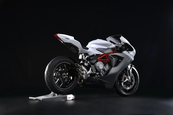 MV AGUSTA F3-800 2019 白色 - 「Webike摩托車市」