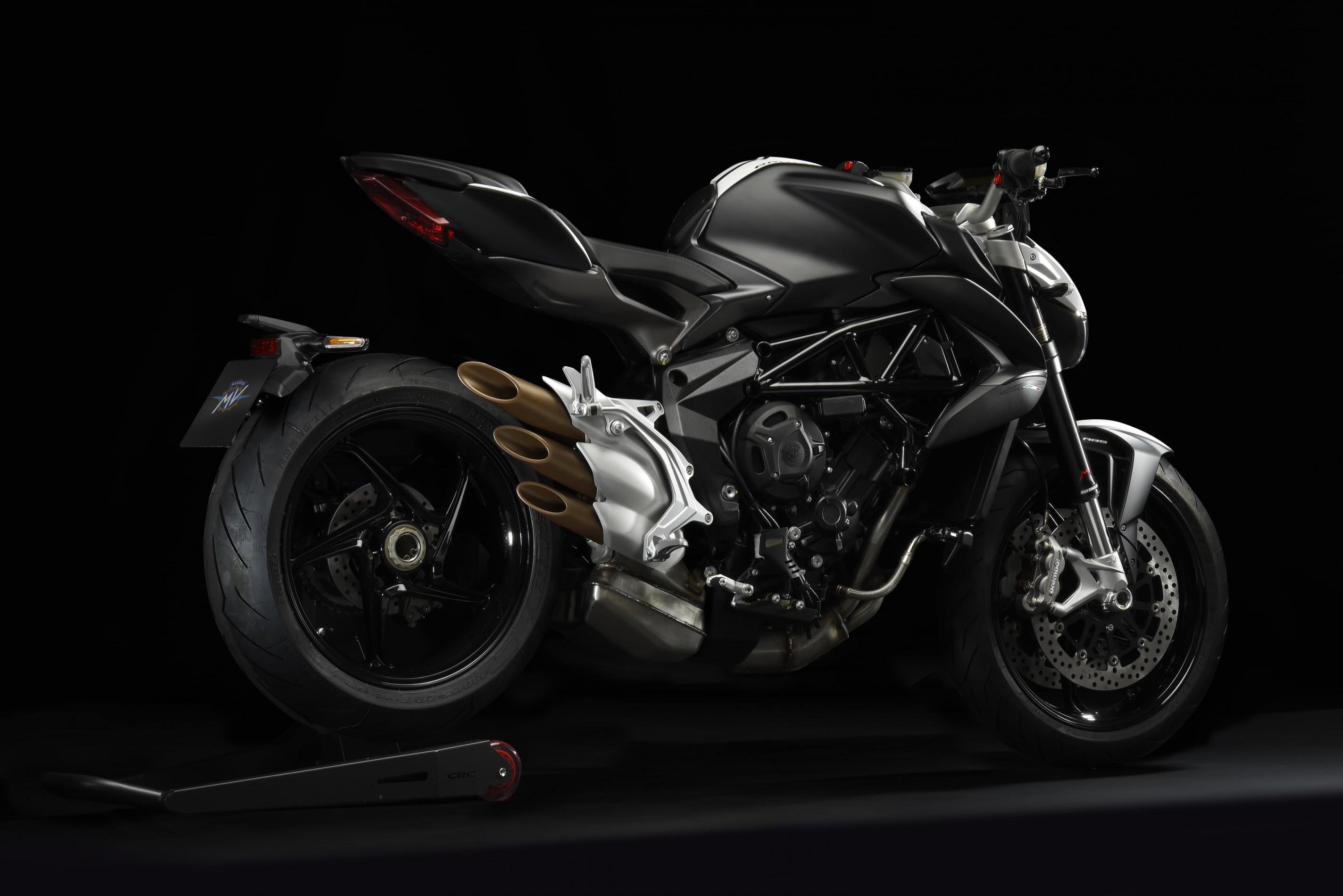 MV AGUSTA BRUTALE800 2019 黑色 - 「Webike摩托車市」