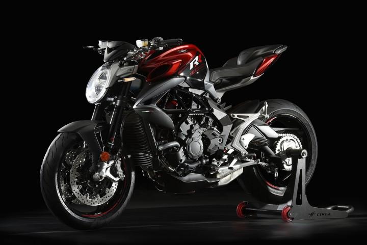 MV AGUSTA BRUTALE800RR 2019 黑紅 - 「Webike摩托車市」
