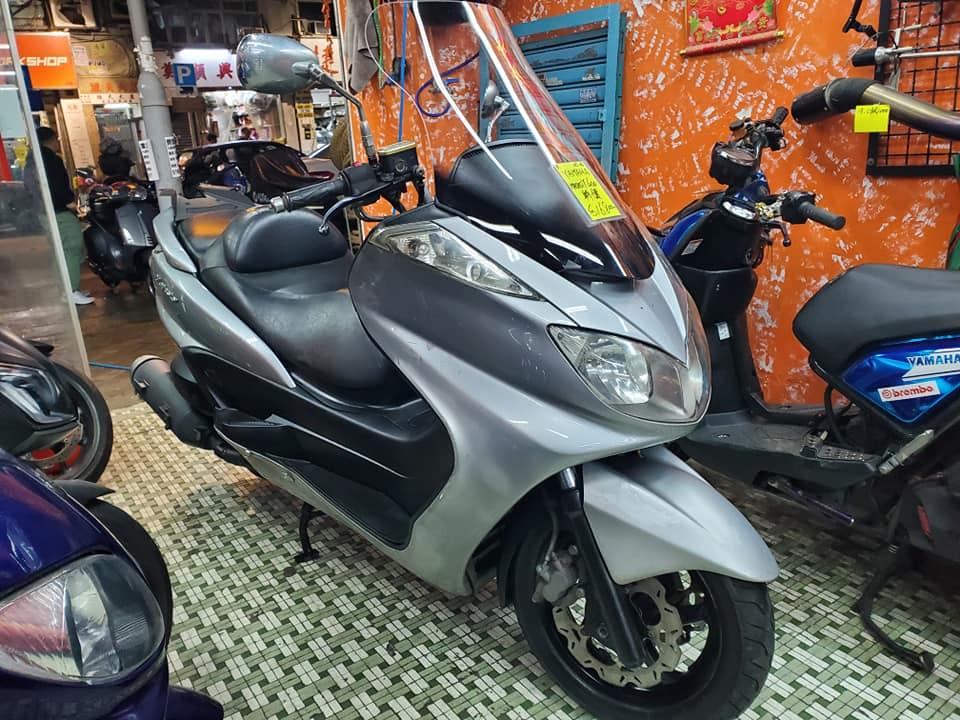 YAMAHA MAJESTY400 2005    -「Webike摩托車市」
