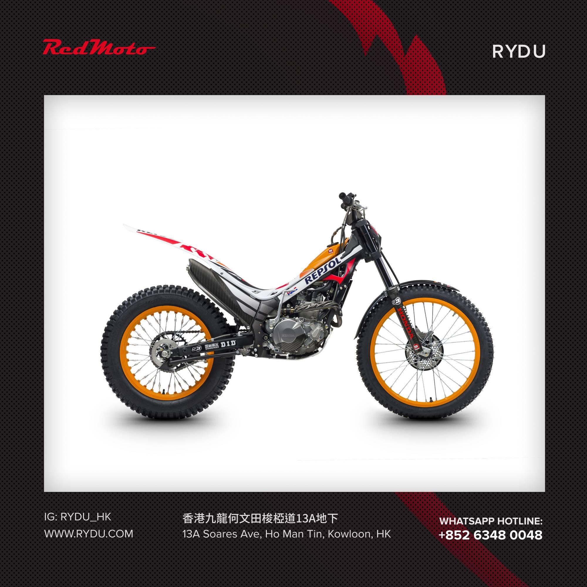2019 MONTESA Cota 4RT 260 Replica - 「Webike摩托車市」