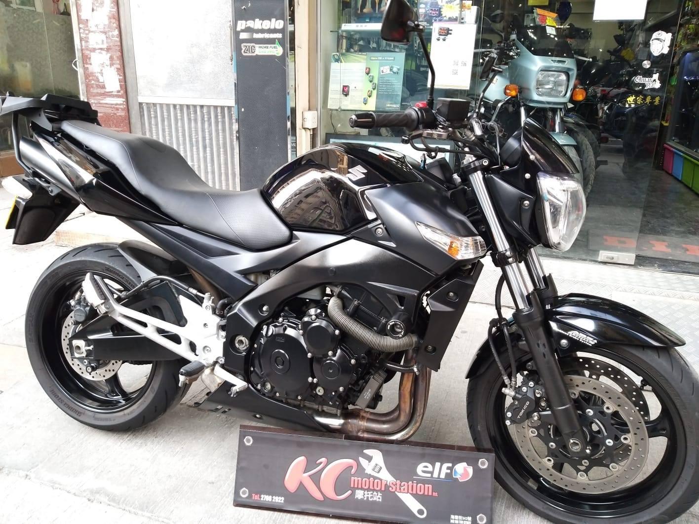 SUZUKI GSR600 2008    -「Webike摩托車市」