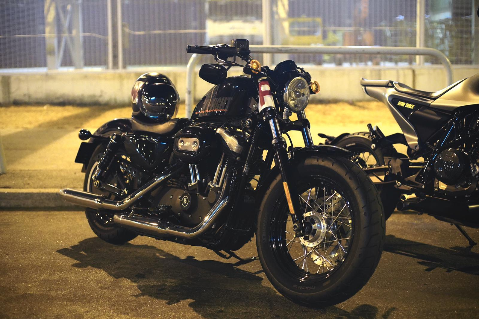 HARLEY-DAVIDSON XL1200X SPORTSTER48 FORTY-EIGHT 2014    -「Webike摩托車市」
