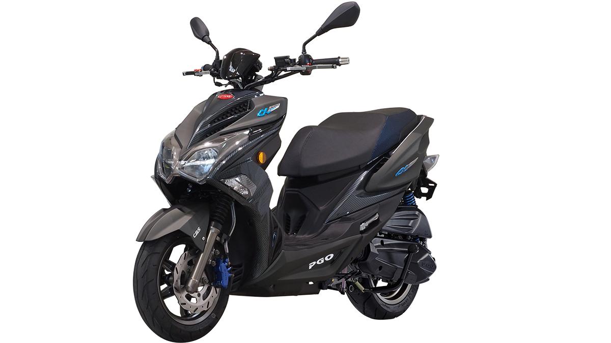 PGO ALPHA MAX 2020 黑色 - 「Webike摩托車市」