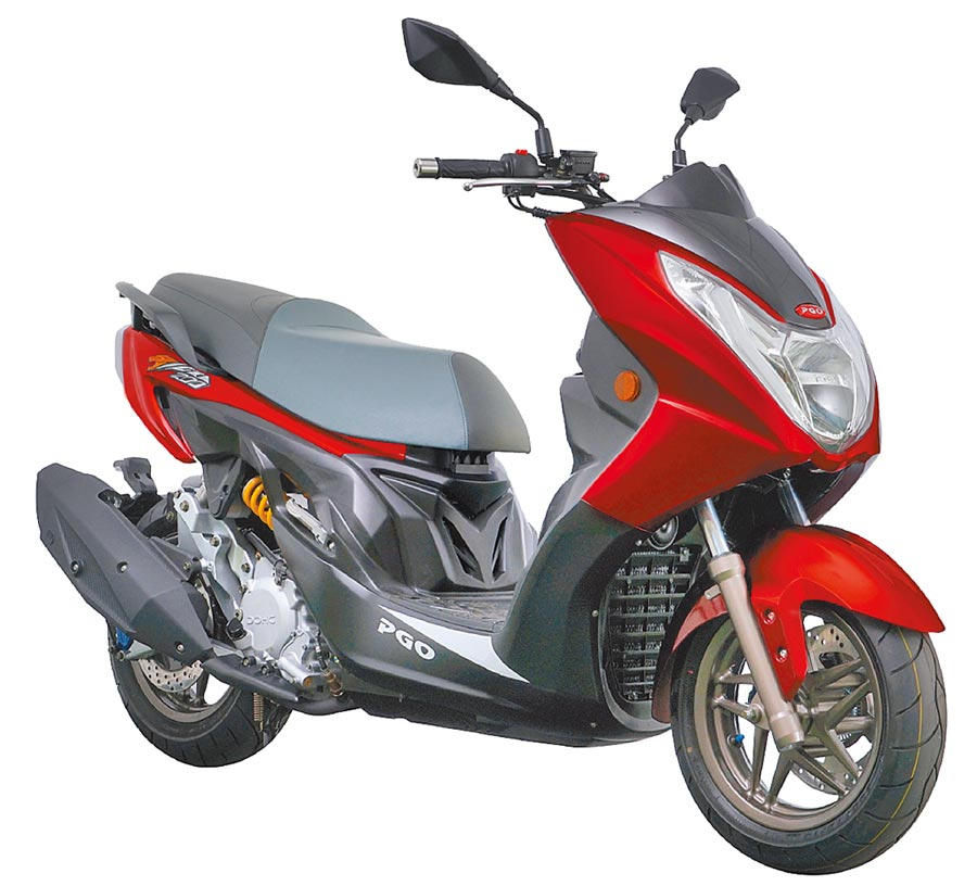 PGO 其它 2020 紅色 - 「Webike摩托車市」