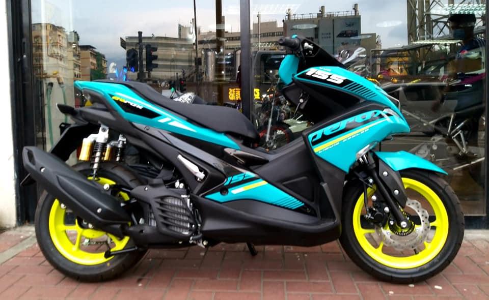 YAMAHA AEROX 155 2020    -「Webike摩托車市」