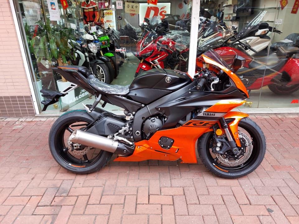 YAMAHA YZF-R6 2020    -「Webike摩托車市」