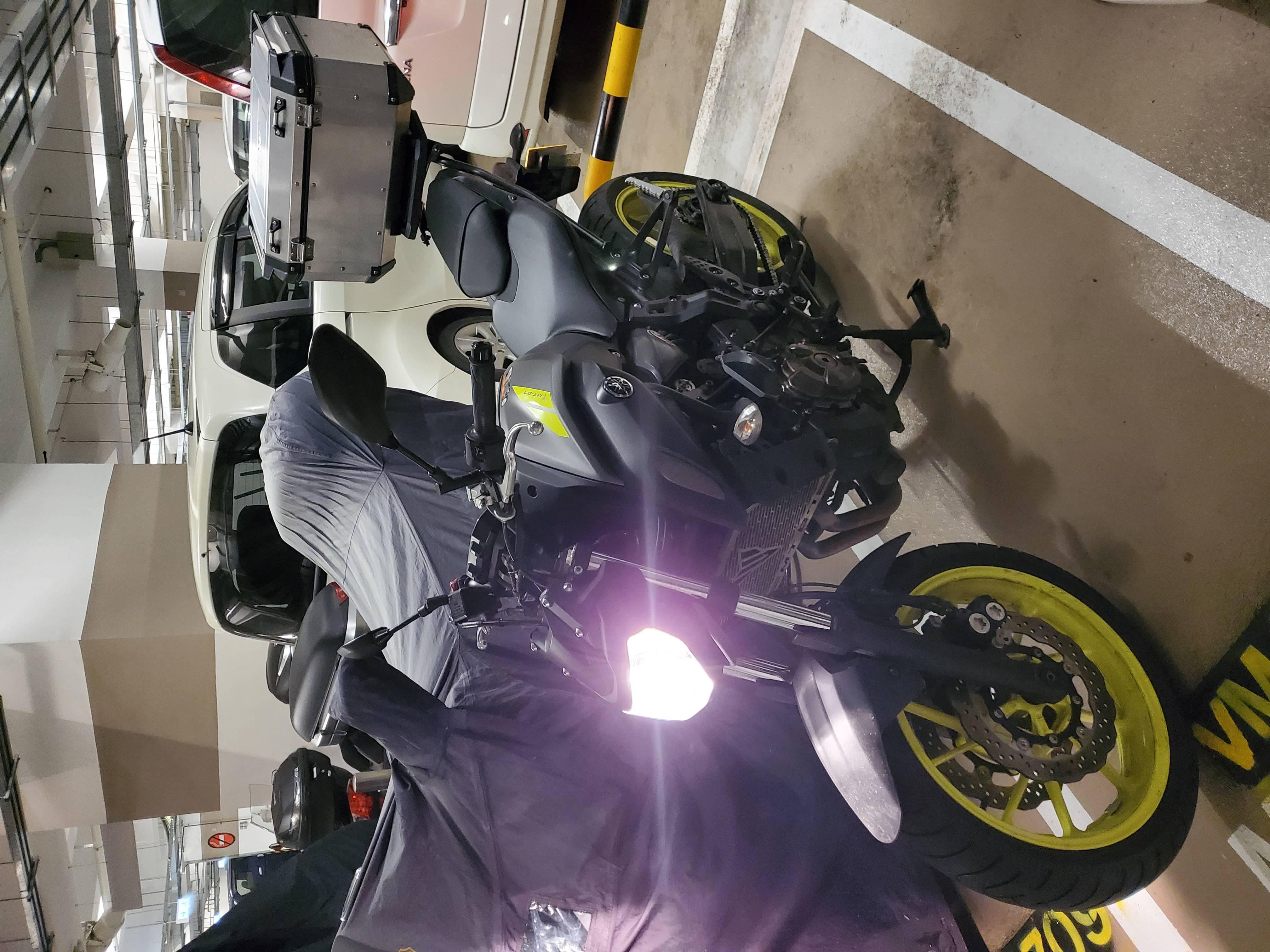 【個人自售】 YAMAHA MT-07(FZ-07) 二手車 2018年 - 「Webike摩托車市」