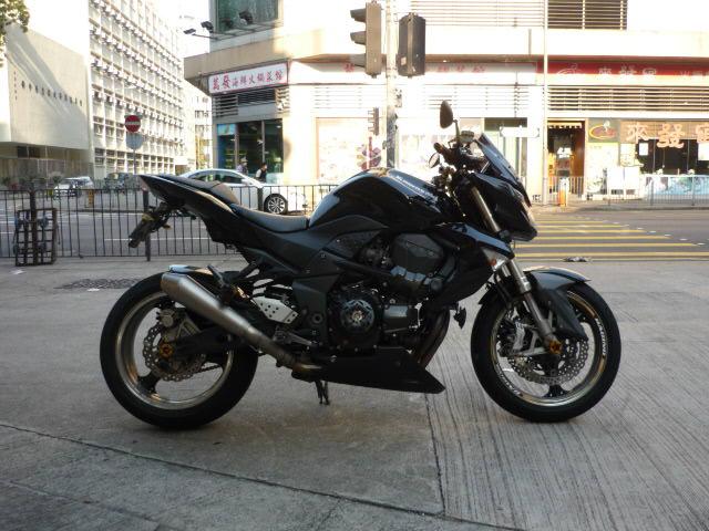 KAWASAKI Z1000H 2007    -「Webike摩托車市」