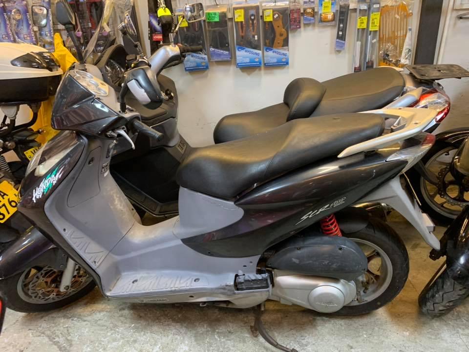 【恆迅摩托車服務發展有限公司】 HONDA DYLAN125 二手車 2002年 - 「Webike摩托車市」