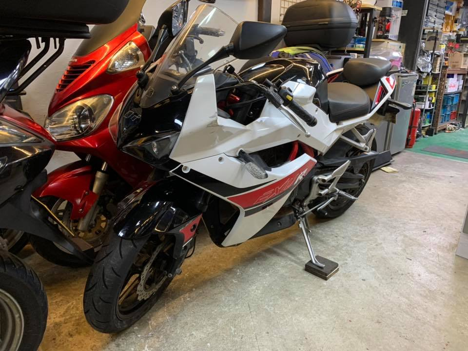 【恆迅摩托車服務發展有限公司】 HYOSUNG GD250N 二手車 2016年 - 「Webike摩托車市」