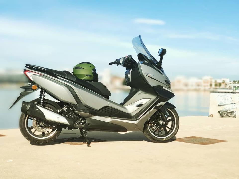 DAELIM XQ250 2020    -「Webike摩托車市」