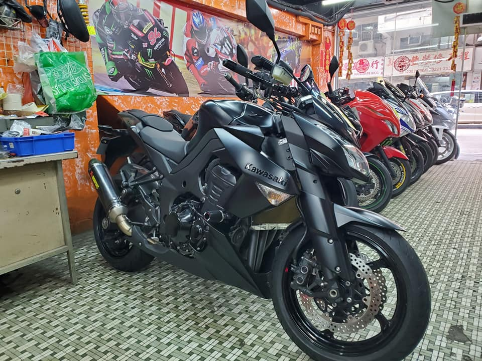 KAWASAKI Z1000 (Water-cooled) 2012    -「Webike摩托車市」
