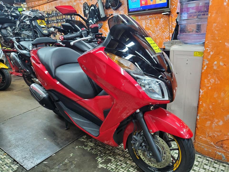 HONDA FORZA 300 2017    -「Webike摩托車市」
