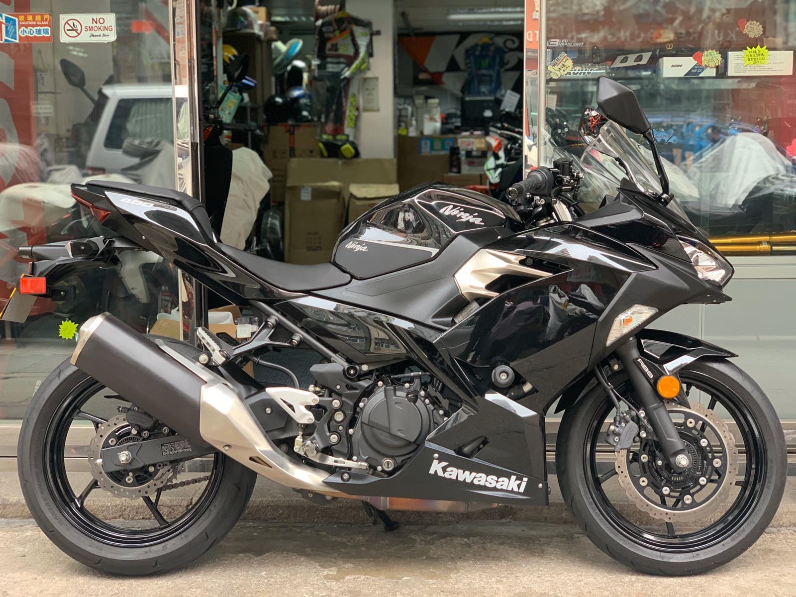 KAWASAKI NINJA400R 2019    - 「Webike摩托車市」