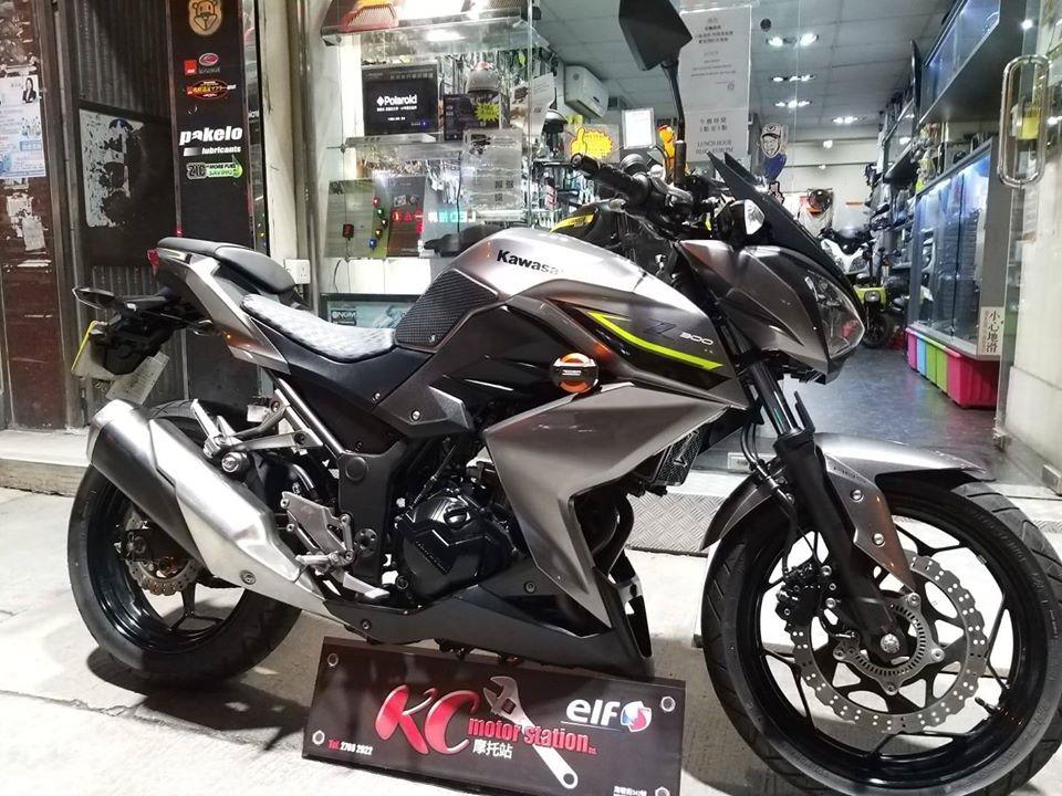KAWASAKI Z300 2017    - 「Webike摩托車市」