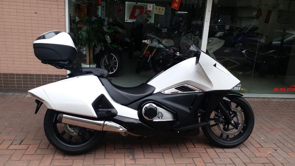 HONDA NM4-02 2015    -「Webike摩托車市」