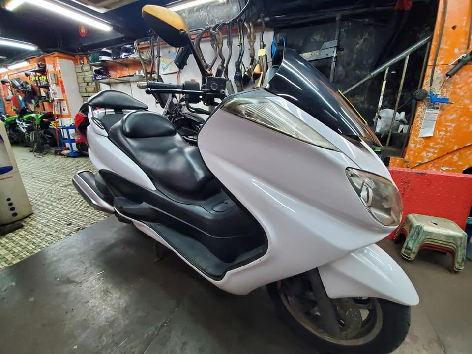 YAMAHA MAJESTY400 2007    -「Webike摩托車市」