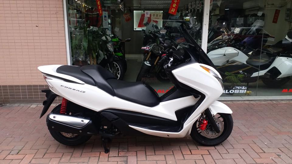 HONDA FORZA 300 2015    -「Webike摩托車市」